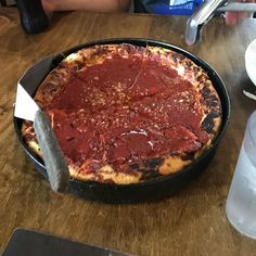 CHICAGO style deep dish pizza - more proof of our Creators love for us.  My first trip to 312 Pizza on Monroe in Nashville.  #312pizzaco