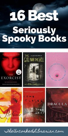 Are you looking for scary books or horror books?  Discover 16 seriously spooky books for adults on this reading list. Great Books To Read, Read Books, Reading Lists, Book Lists, Indie Books, Horror Books, Reading Challenge, Book Club Books, Historical Fiction
