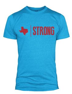 New #Texas Strong t-shirt from Compete Every Day.