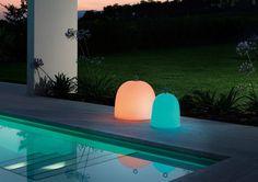 Campanone Appoggio Floor Lamp by Modoluce