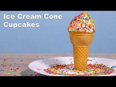 foodiesofsa   Ice Cream Cone Cupcakes