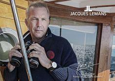 Jacques Lemans und Kevin Costner  – Erfolg der verbindet