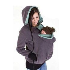 Baby Carrier Kangaroo Coat – #IWantItSoBad