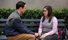 THE BIG BANG THEORY Season 12 Episode 1 Photos The Conjugal Configuration Sheldon and Amy's honeymoon runs aground in New York, while Penny and Leonard discover they are uncomfortably similar to Amy's parents Night School, School S, Big Bang Theory Episodes, The Big Band Theory, Amy, Mayim Bialik, Film Streaming Vf, Jim Parsons, Hawkgirl