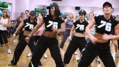 Zumba Fitness Sweat Choreography, 3 min. 45 sec.