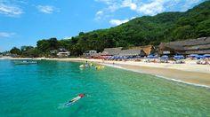 Conoce las mejores playas de Puerto Vallarta: playas escondidas, playas tranquilas, playas para hacer surf o las playas mas visitadas de Puerto Vallarta. ¿Cual es la tuya?
