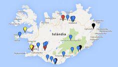 Meu roteiro: Islândia! | Danielle Noce