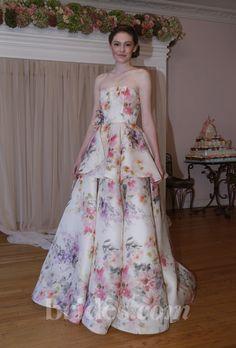 new randi rahm wedding dresses - 2013