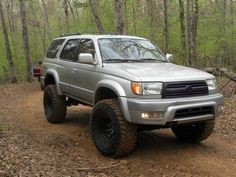 2000 Toyota 4runner $9,500 or best offer - 100480704   Custom Lifted Truck Classifieds   Lifted Truck Sales