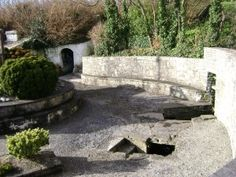 St Brigit's Well in County Clare is the most beloved of all the holy wells in the Burren and arguably Ireland herself! Canadian Identity, Scottish People, County Clare, Wells, Garden Bridge, Ireland, Places To Visit, Bucket, Spirit