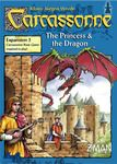 Carcassonne: The Princess & the Dragon | Board Game | BoardGameGeek