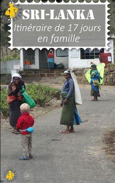 Itinéraire 17 jours au Sri Lanka en février avec nos 2 enfants de 3 et 9 ans
