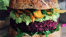 Recept: 4 smaskiga varianter av veganska hamburgare | Baaam