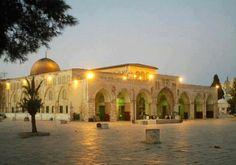 المسجد الأقصى، القدس - فلسطين