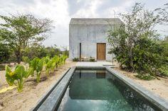 Casa Tiny Airbnb With Pool Oaxaca Mexico Architect Aranza de Ariño, Camila Cossio Photo
