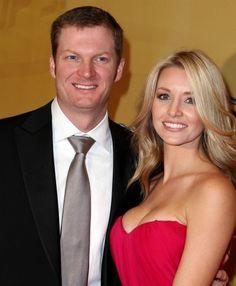 dale earnhardt jr. amy reimann   Dale Earnhardt Jr & His Girlfriend Amy Reimann