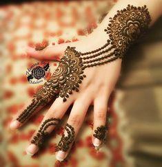 Finger Henna Designs, Henna Art Designs, Modern Mehndi Designs, Bridal Henna Designs, Mehndi Designs For Girls, Mehndi Designs For Beginners, Beautiful Henna Designs, Latest Mehndi Designs, Mehandi Designs