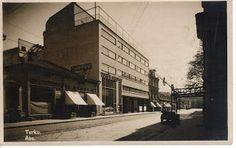 Alvar Aalto / Turun-Sanomate Building / 1928