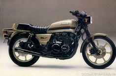 kawasaki gt 750