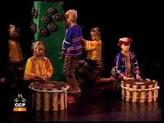 ▶ Ethnic Tribal Music-Dance of the Philippines - Bagobo and Ifugao tribal music-dances - NAMCYA 2009 - YouTube