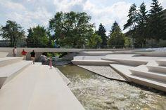 enota-promenada-river-amphitheatre « Landscape Architecture Works | Landezine