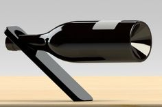Держатель бутылки Oblique — украшение для любого стола