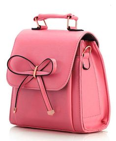 New Elegant Candy Colored Bowknot Multi Handbag&Shoulder Bag