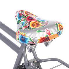 Fashion-Forward Bike Seat Covers