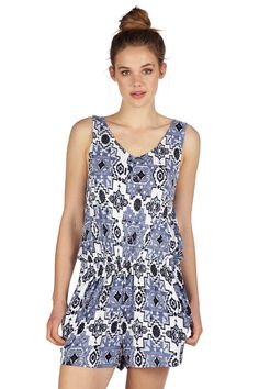 Gelf Samsons Wishlist Playsuit, Cotton, Stuff To Buy, Overalls, Jumpsuit, Playsuits, Rompers