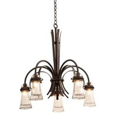 Traditional and Contemporary Chandeliers