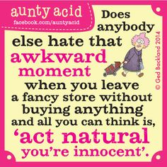 #AuntyAcid #AAttitude #Funny Aunty Acid's TOP 10 HILARIOUS 'We all Do that' http://officialauntyacid.me/aunty-acid-s-top-10-hilarious-we-all-do-that