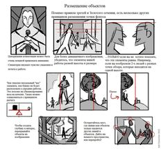 Композиция: размещение визуальных элементов на изображении - CG Magazine