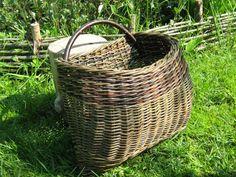 Flat sided basket - Annette Borch Jensen