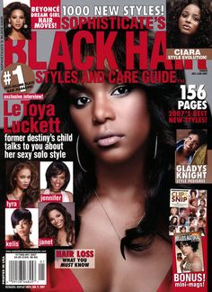Amazing Black Hair Magazines Hair Magazine And Black Hair On Pinterest Hairstyles For Women Draintrainus