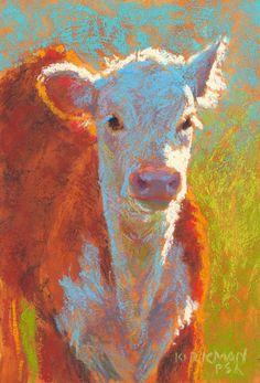 """""""Skipper"""" original fine art by Rita Kirkman"""