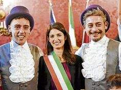 Actualidad Actualidad Se celebró en Italia la primera boda homosexual