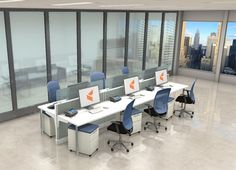 Office Workstations Optima 3 - If you are looking for affordable office furniture workstations that break down barriers and make room for a creative, collaborative workspace - Optima is here for you! #officdworkstations