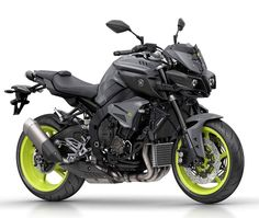 Yamaha MT-10 Mais