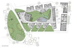 Kindergarten Competition Proposal (8) School Architecture, Classroom Architecture, Education Architecture, Architecture Plan, Kindergarten Projects, Kindergarten Design, Kindergarten Classroom, School Projects, School Classroom