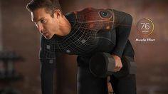 Novos sensores inteligentes impressos sobre tecido monitoram a saúde e exercícios - Stylo Urbano #moda #estilo #tecnologia #wearables #inovação #esportes #fitness #futuro
