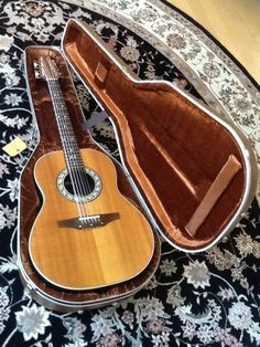 Ovation 12 String Guitar - Custom Balladeer