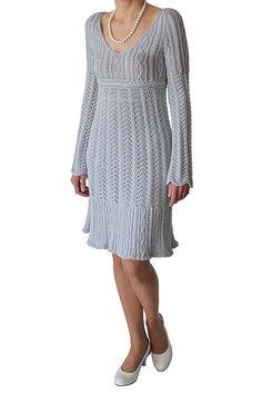 Ravelry: Greennary dress pattern by Tatiana Tatianina