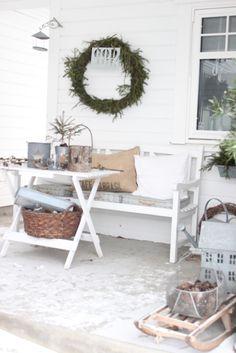 jeanette`s hus: NIB`s Desember Utfordring! Jul i vårt hus!