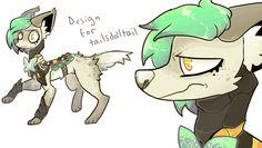 LupisVulpes Tails Doll Tail:.