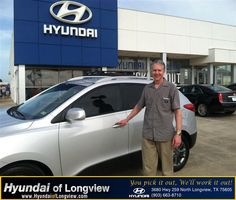 #HappyBirthday to Ron Nussbaum from Everyone at Hyundai of Longview!