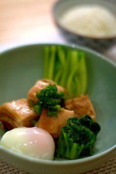 Japanese Braised Pork Belly (kakuni) Recipe