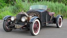 The Anti-Concours: 1918 Stutz Hot Rod - http://barnfinds.com/the-anti-concours-1918-stutz-hot-rod/