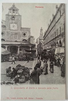 Venezia , 1900 www.muranopassion.com