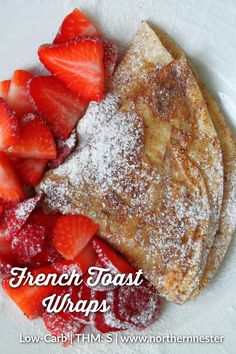 French Toast Wraps | THM: S - Northern Nester