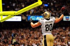 New Orleans Saints Need to Franchise Tag Jimmy Graham Now So They Can Trade Him Later | FatManWriting